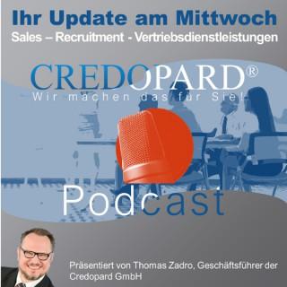 Credopard-Cast, der Podcast für Unternehmer und Führungskräfte im Pharmavertrieb