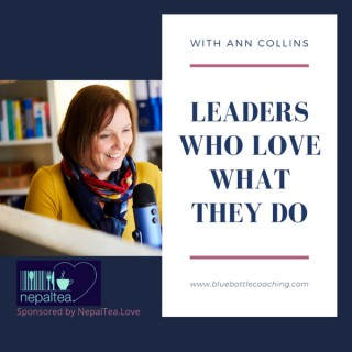 Leaders Who Love What They Do