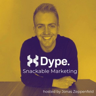 Snackable Marketing - Dype Podcast | SEO, Amazon Advertising & Co.