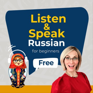 Russian podcast for beginners!