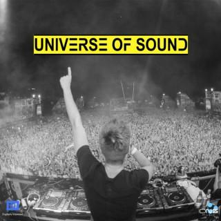 Universe of Sound - Deep, Future, Progressive, Big Room House, Trance, Trap, DnB. FRESH HOT DANCE MIX.