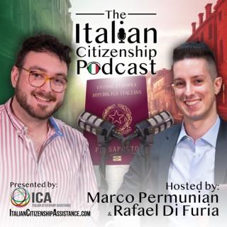 The Italian Citizenship Podcast