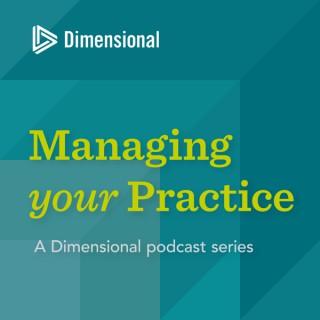 Managing Your Practice