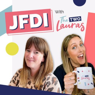 JFDI with The Two Lauras | For Freelance Social Media Managers
