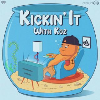 Kickin' it with Koz