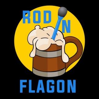 Rod in Flagon