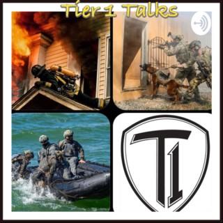 Tier 1 Talks