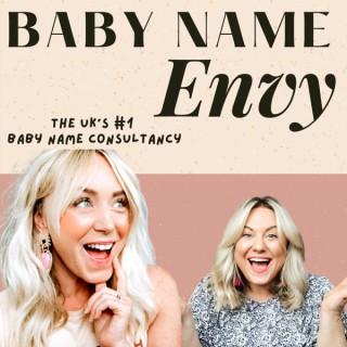 Baby Name Envy - UK's #1 Baby Name Consultancy