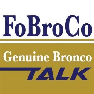 Bronco Talk