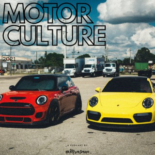 The Motor Culture Podcast