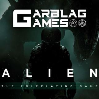 Garblag Games - The Alien RPG actual plays