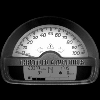 Throttled Adventures