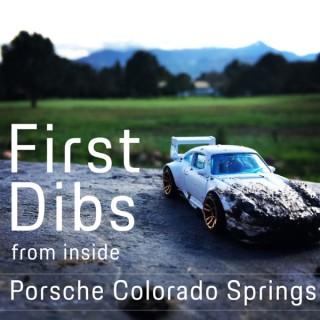 First Dibs: From Inside Porsche Colorado Springs