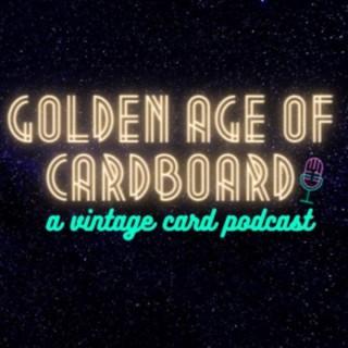 Golden Age of Cardboard | A vintage sports card podcast