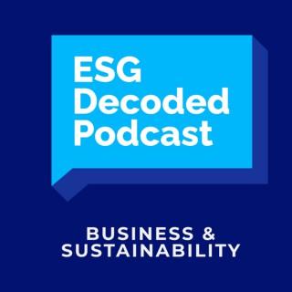 ESG Decoded
