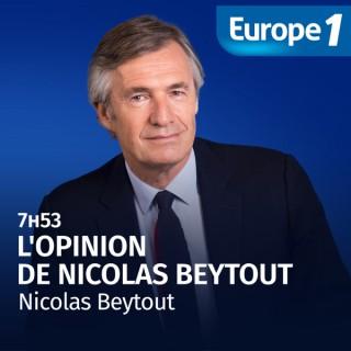 L'opinion de Nicolas Beytout
