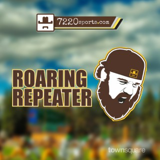 Roaring Repeater - Talking University of Wyoming Sports from 7220Sports.com