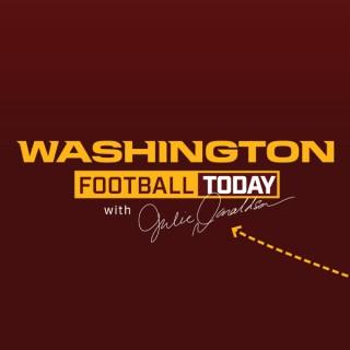 Washington Football Today with Julie Donaldson