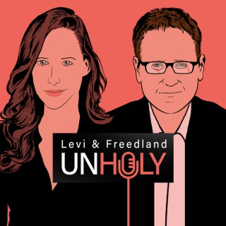 Unholy: Two Jews on the news