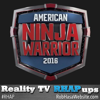 American Ninja Warrior RHAPup   Reality TV Coverage from Friends of Rob Has a Podcast