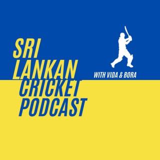 Sri Lankan Cricket Podcast