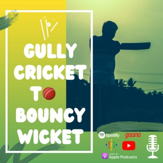 Gully Cricket to Bouncy Wicket