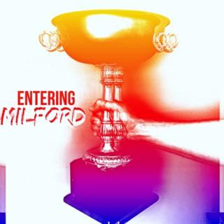 Entering Milford