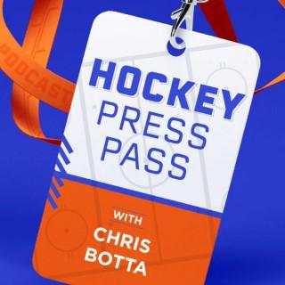 Hockey Press Pass