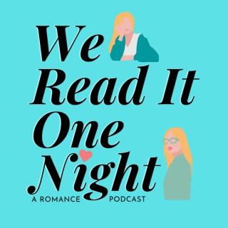 We Read It One Night