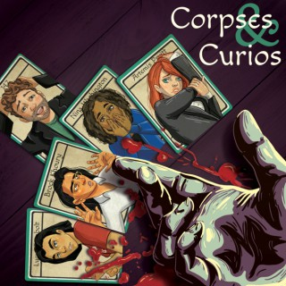 Corpses & Curios: A (mostly) GURPS podcast