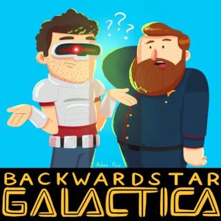 Backwards Star Galactica