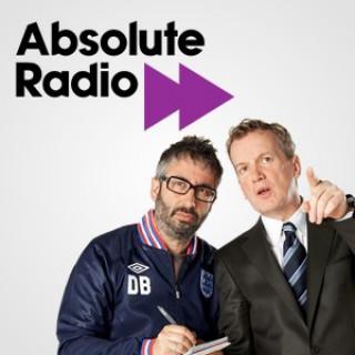 Baddiel & Skinner's Absolute Radio Podcast